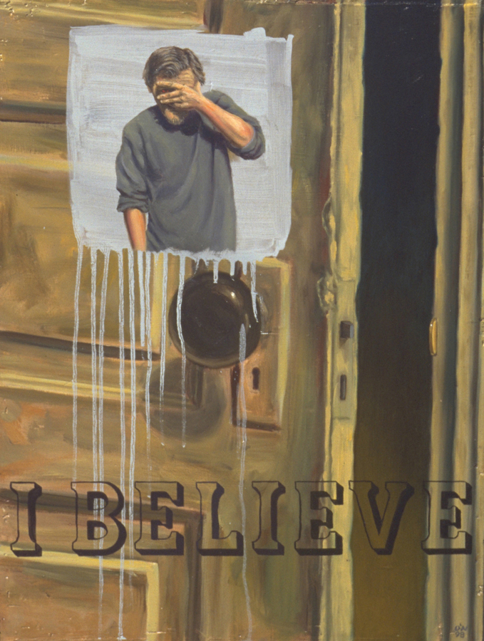 JoeONeillpainting-ibelieve 1998